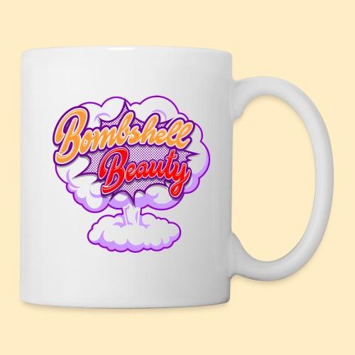 Bombshell Beauty - Coffee/Tea Mug