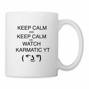 Keep Calm - Coffee/Tea Mug