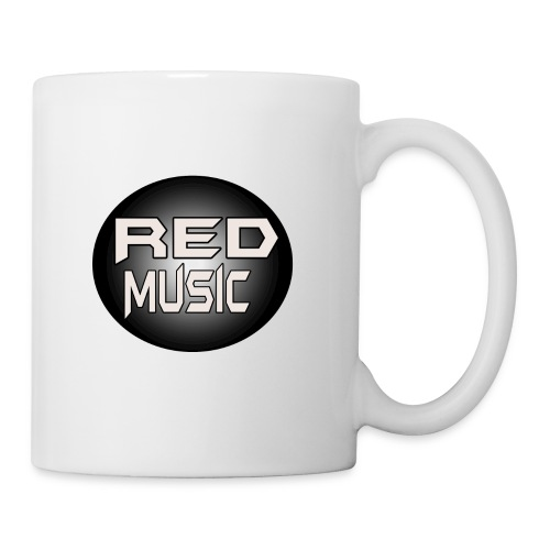 Red Music Logo 2017 - Coffee/Tea Mug