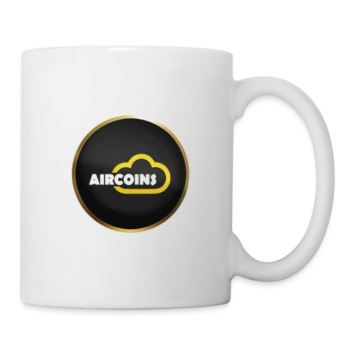 Aircoins Coin 1 - Coffee/Tea Mug