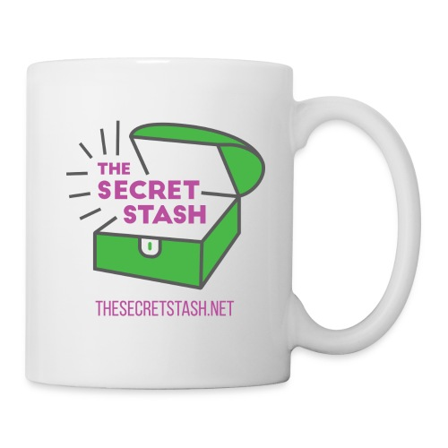 The Secret Stash - Coffee/Tea Mug