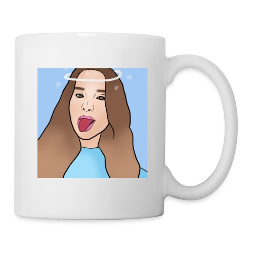 Annie Halo design - Coffee/Tea Mug
