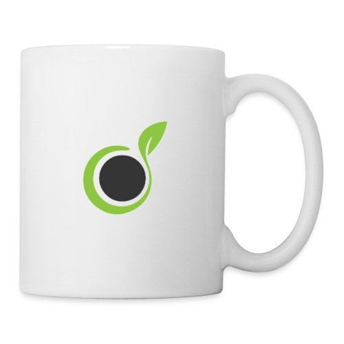 The Grass Gets Greener Logo - Coffee/Tea Mug