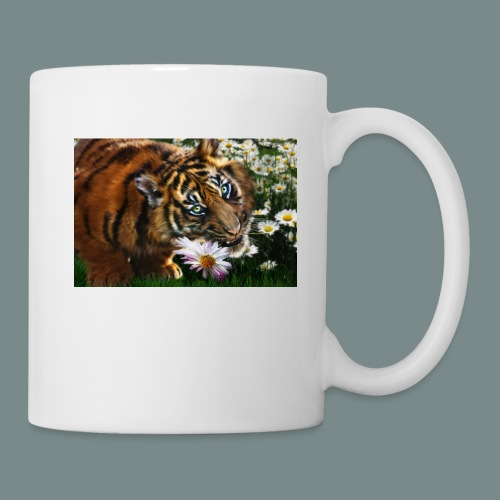 Tiger flo - Coffee/Tea Mug