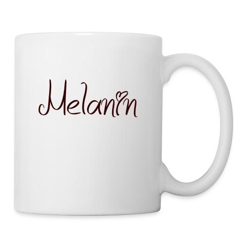 I Love Melanin - Coffee/Tea Mug