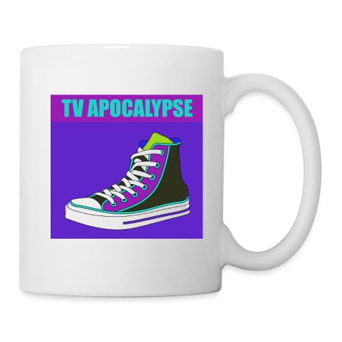 tvApocalypse Converse Shoe T-Shirt - Coffee/Tea Mug