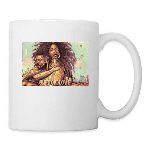 the gift of love - Coffee/Tea Mug