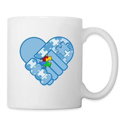 ASD Heart - Coffee/Tea Mug