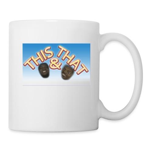 T&T - Coffee/Tea Mug
