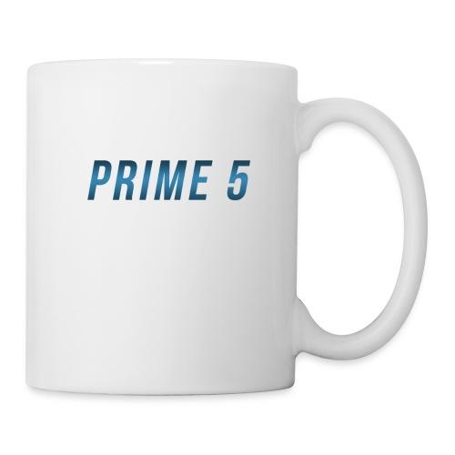 Prime 5 Text Logo - Coffee/Tea Mug