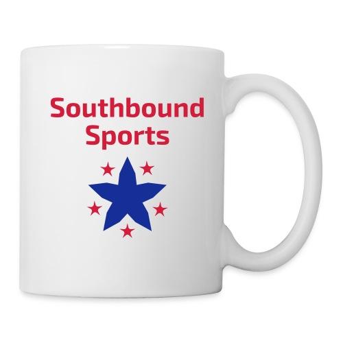 Southbound Sports Stars Logo - Coffee/Tea Mug