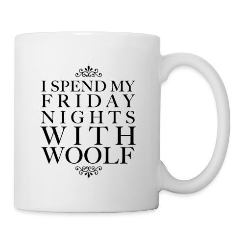 WOOLF png - Coffee/Tea Mug