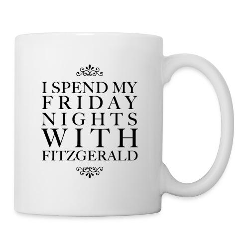 FITZG png - Coffee/Tea Mug