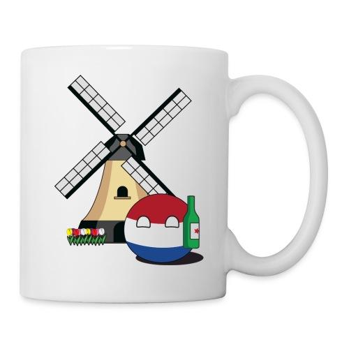 NetherlandsBall I - Coffee/Tea Mug