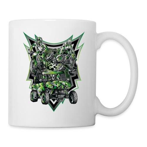 Extreme Life Style Green - Coffee/Tea Mug