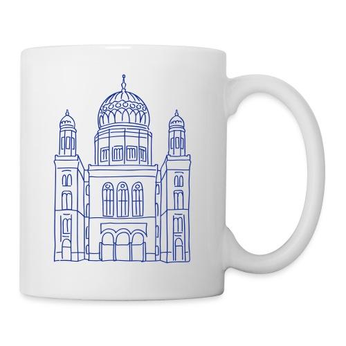 New Synagogue Berlin - Coffee/Tea Mug
