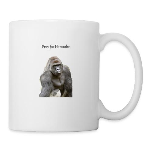 Pray for Harambe - Coffee/Tea Mug