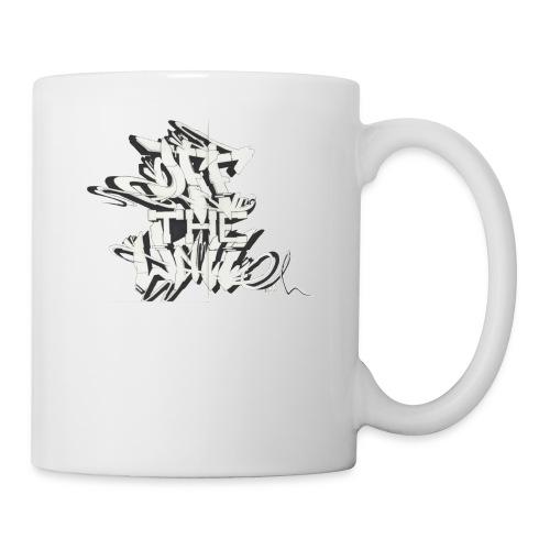 otw_final_graffiti_1 - Coffee/Tea Mug