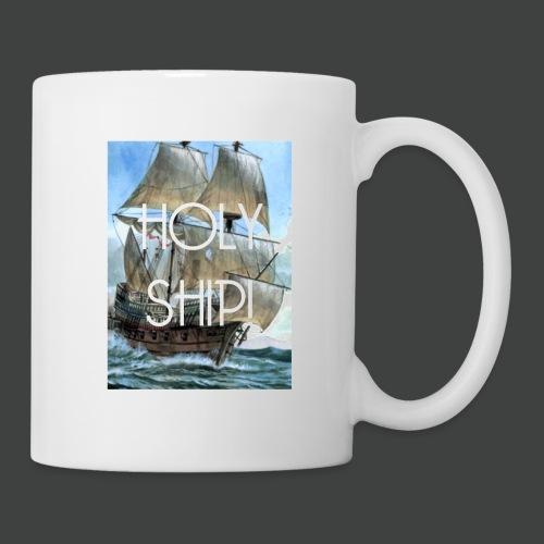 Holy Ship - Coffee/Tea Mug