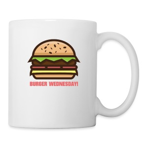 Burger Wednesday! - Coffee/Tea Mug
