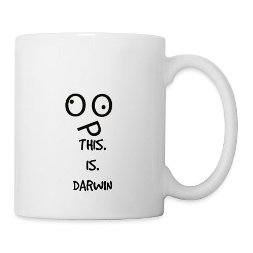 This Is Darwin - Coffee/Tea Mug