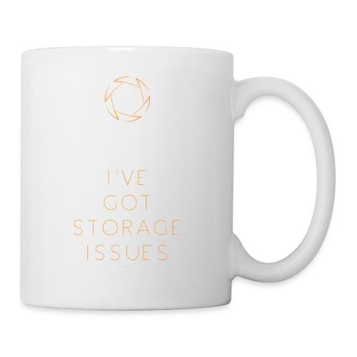 For the RAW+JPG Shooter - Coffee/Tea Mug