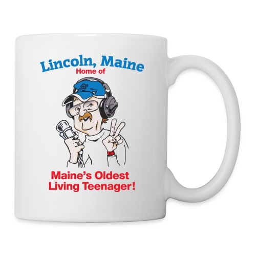 Maine's Oldest Living Teenager - Coffee/Tea Mug