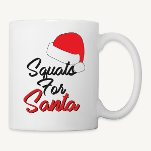 Squats For Santa - Coffee/Tea Mug