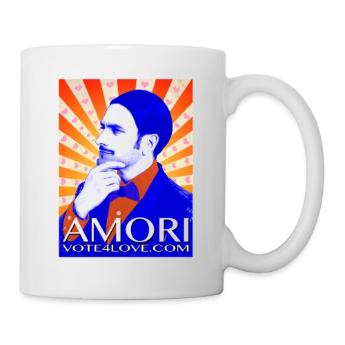 Amori_poster_1d - Coffee/Tea Mug