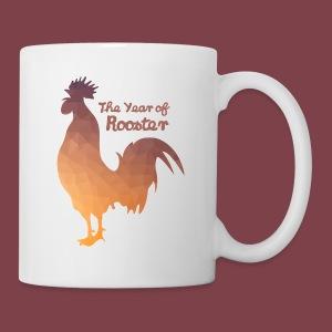 Year of Rooster - Coffee/Tea Mug