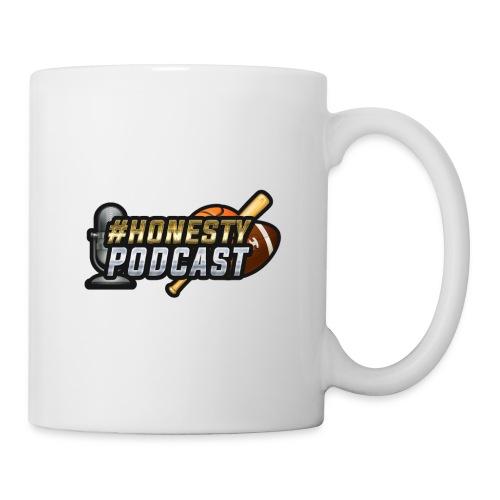 Honesty Podcast Logo - Coffee/Tea Mug