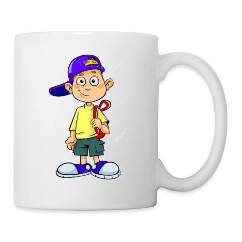 Jason The Great Theme Shirt - Coffee/Tea Mug