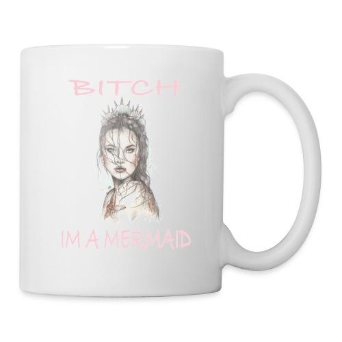 MermaidDeisgn_#1 - Coffee/Tea Mug