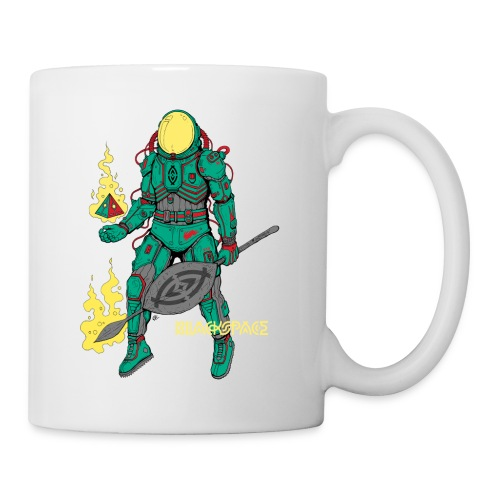 Afronaut - Coffee/Tea Mug
