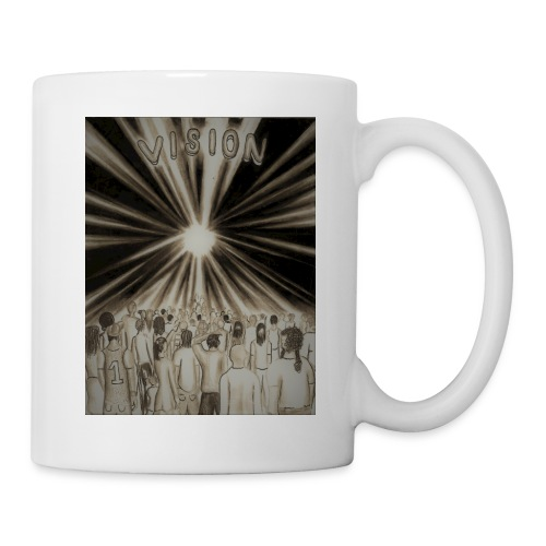 Black_and_White_Vision2 - Coffee/Tea Mug