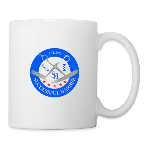 Successful Barber Seal - Coffee/Tea Mug