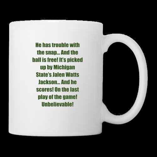He_has_trouble_with_the_snap-1 - Coffee/Tea Mug