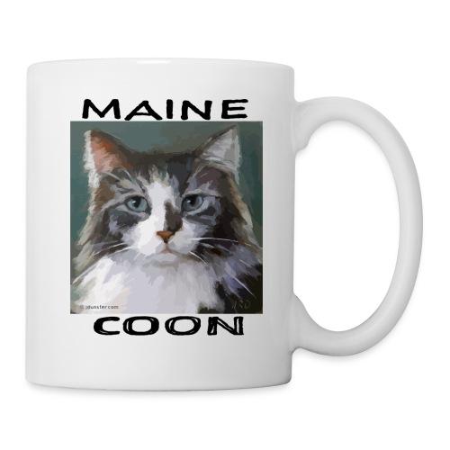 Maine Coon Cat - Coffee/Tea Mug
