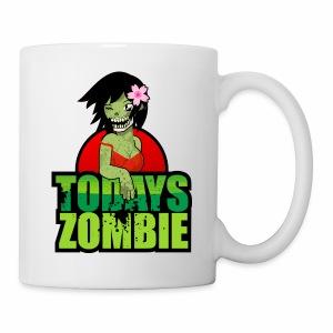 Sexy Zombie | Today's Zombie - Coffee/Tea Mug