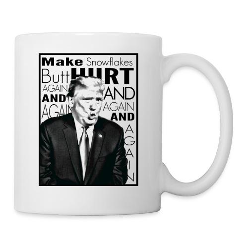 Trump Butthurt Snowflakes - Coffee/Tea Mug