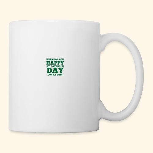 patrick day - Coffee/Tea Mug