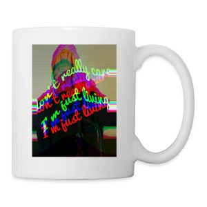 I don't really care. I'm Just Living - Coffee/Tea Mug