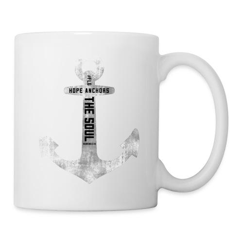 Anchor Hebrew 6:19 - Coffee/Tea Mug