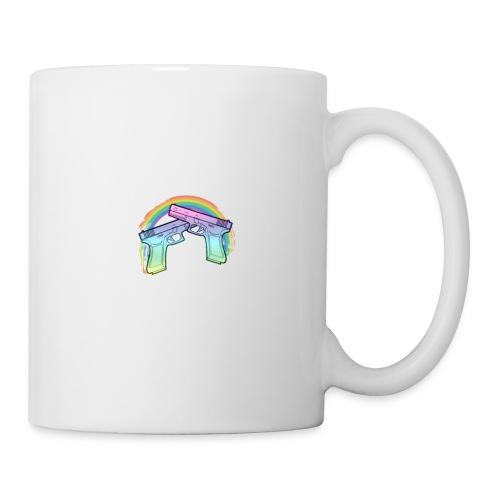 Rainbow guns - Coffee/Tea Mug