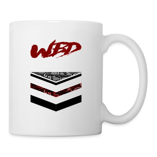 WontBackDown - Coffee/Tea Mug
