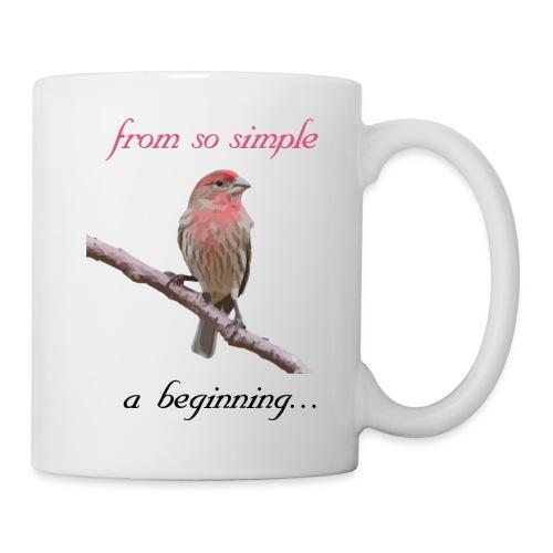 From so simple a beginning... - Coffee/Tea Mug