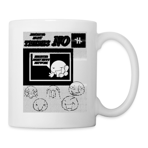 BRIGHTER SIGHT NEWS NETWORK - Coffee/Tea Mug