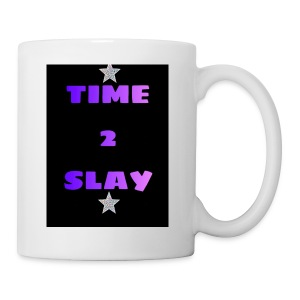 time 2 slay - Coffee/Tea Mug