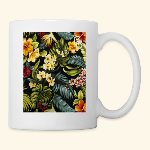 Flower BB - Coffee/Tea Mug