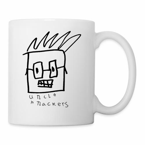 Uncle Knackers Self Portrait. - Coffee/Tea Mug